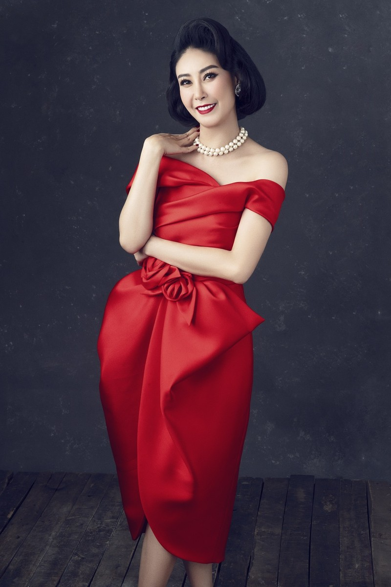 Hoa hậu Đỗ Mỹ Linh làm giám khảo Hoa hậu Việt Nam 2020  - ảnh 5