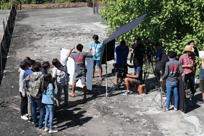Phim kinh dị mới 'Trò chơi chết chóc' của điện ảnh Thái Lan - ảnh 3