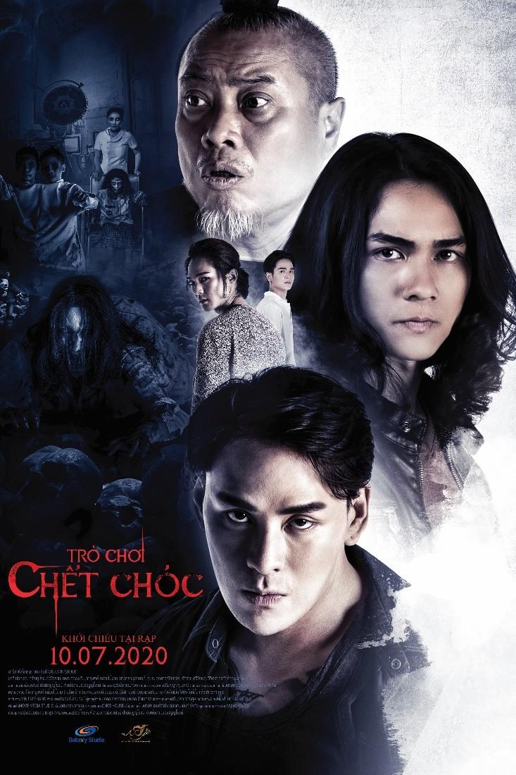 Phim kinh dị mới 'Trò chơi chết chóc' của điện ảnh Thái Lan - ảnh 1