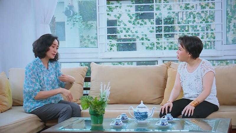 Vì sao nhân vật Việt Hương đổi tính đổi nết, hay gắt gỏng?  - ảnh 1