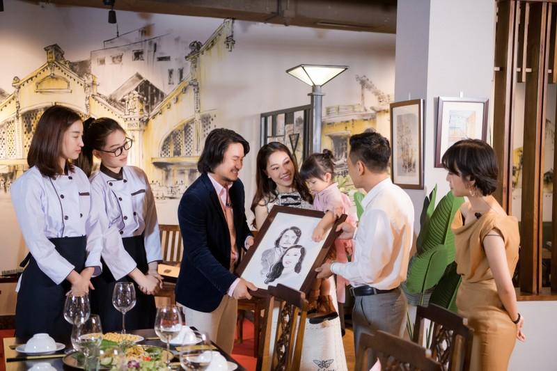 Bí quyết giữ lửa hạnh phúc của bà 'trùm' hoa hậu Phạm Kim Dung - ảnh 1