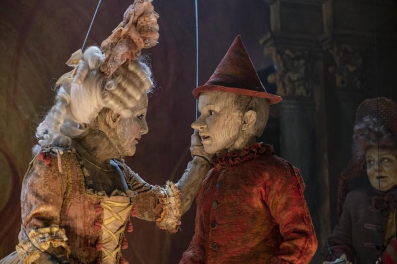 Pinocchio trở lại hoành tráng và huyền bí trên màn ảnh rộng - ảnh 3