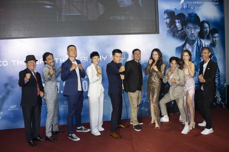 Dàn sao Việt háo hức tại buổi họp báo phim Đỉnh mù sương  - ảnh 1