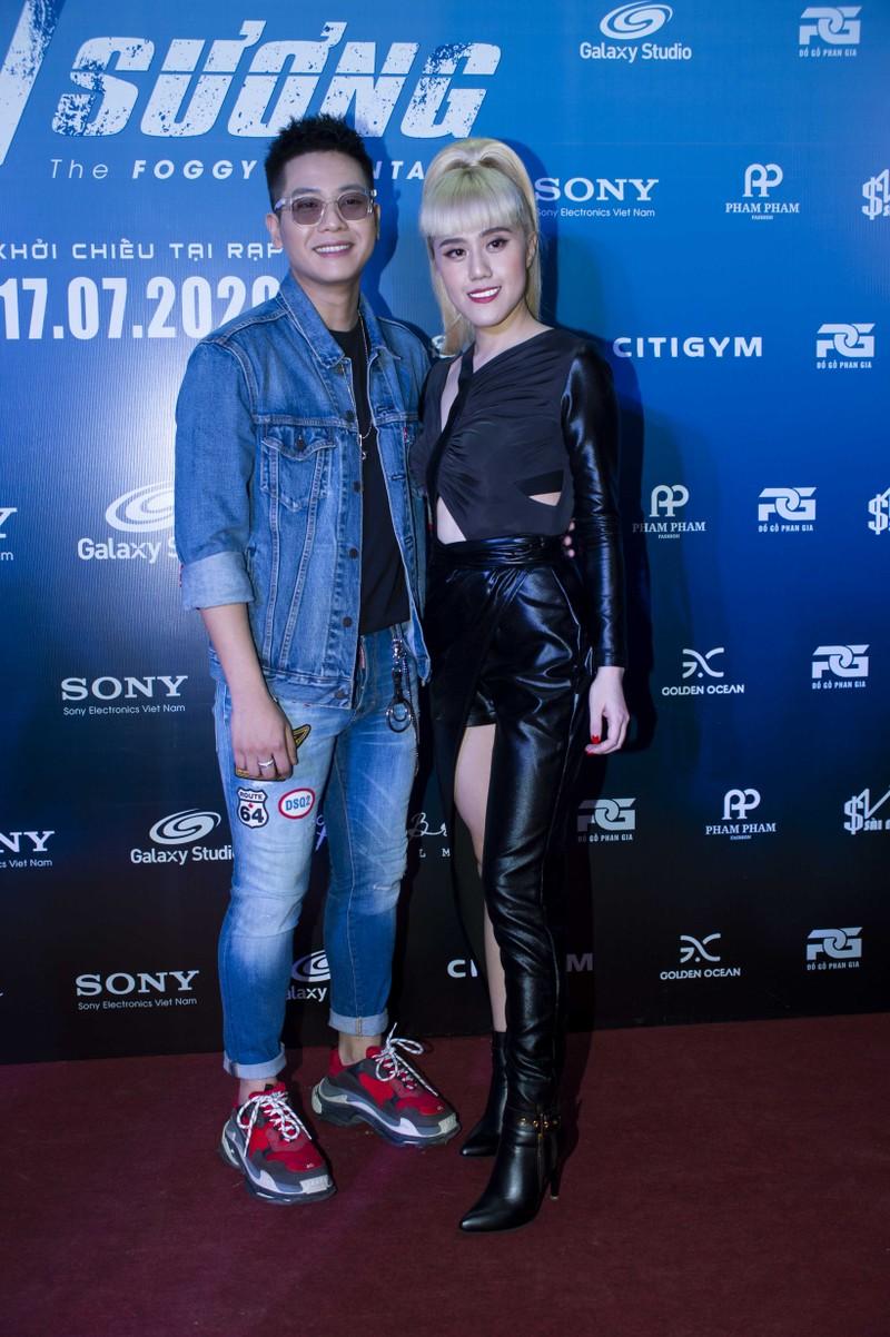 Dàn sao Việt háo hức tại buổi họp báo phim Đỉnh mù sương  - ảnh 6