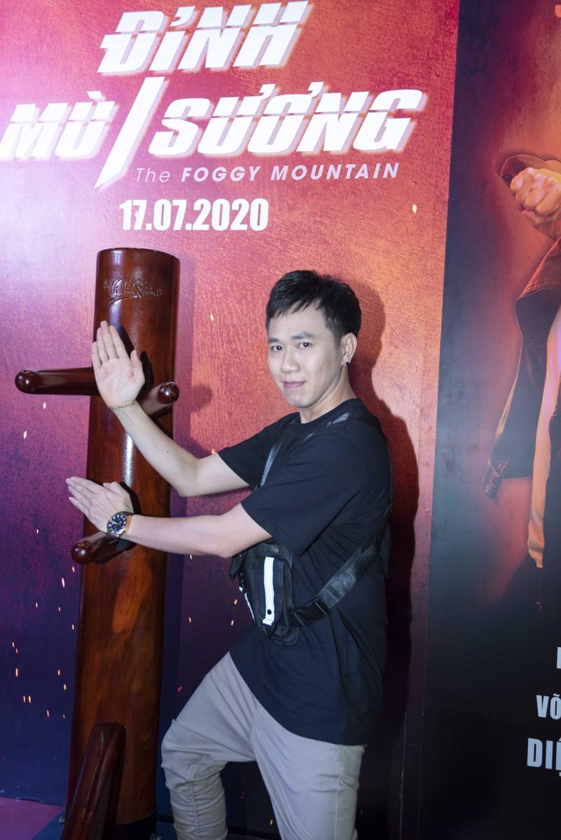 Dàn sao Việt háo hức tại buổi họp báo phim Đỉnh mù sương  - ảnh 12