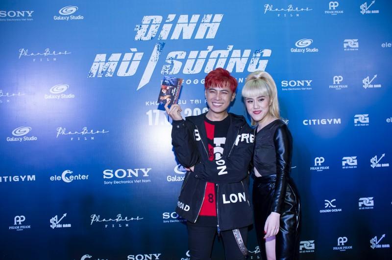 Dàn sao Việt háo hức tại buổi họp báo phim Đỉnh mù sương  - ảnh 7