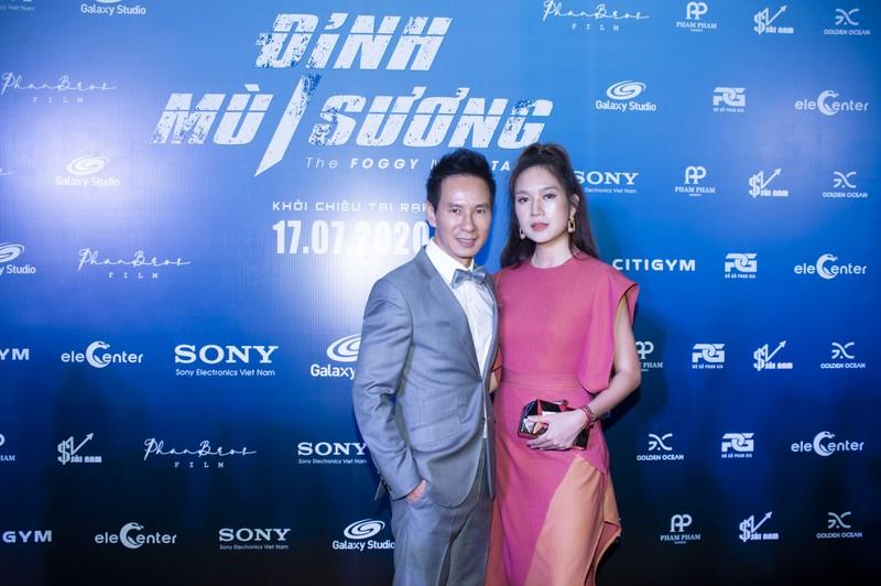 Dàn sao Việt háo hức tại buổi họp báo phim Đỉnh mù sương  - ảnh 4