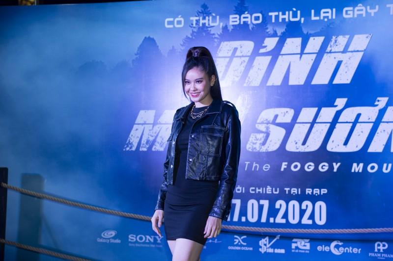 Dàn sao Việt háo hức tại buổi họp báo phim Đỉnh mù sương  - ảnh 9