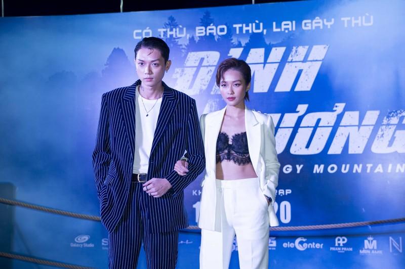 Dàn sao Việt háo hức tại buổi họp báo phim Đỉnh mù sương  - ảnh 10