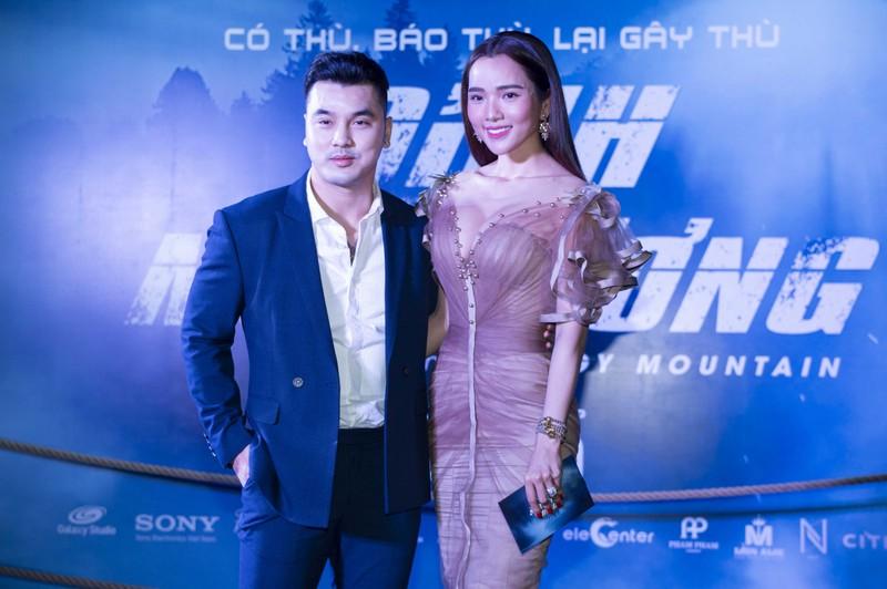 Dàn sao Việt háo hức tại buổi họp báo phim Đỉnh mù sương  - ảnh 11