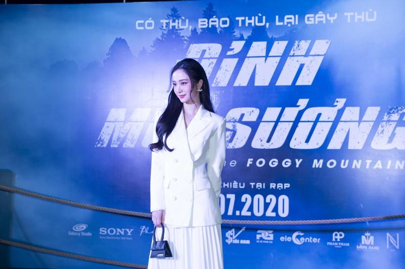 Dàn sao Việt háo hức tại buổi họp báo phim Đỉnh mù sương  - ảnh 8