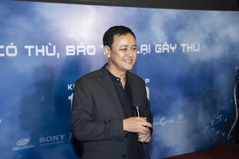 Dàn sao Việt háo hức tại buổi họp báo phim Đỉnh mù sương  - ảnh 5