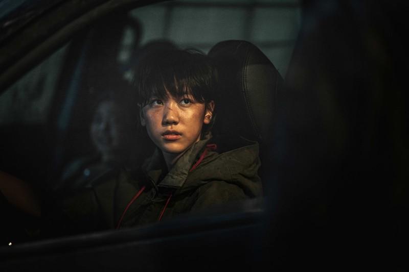 Cô bé Lee Re ghi điểm tuyệt đối qua phim bom tấn Bán đảo - ảnh 1