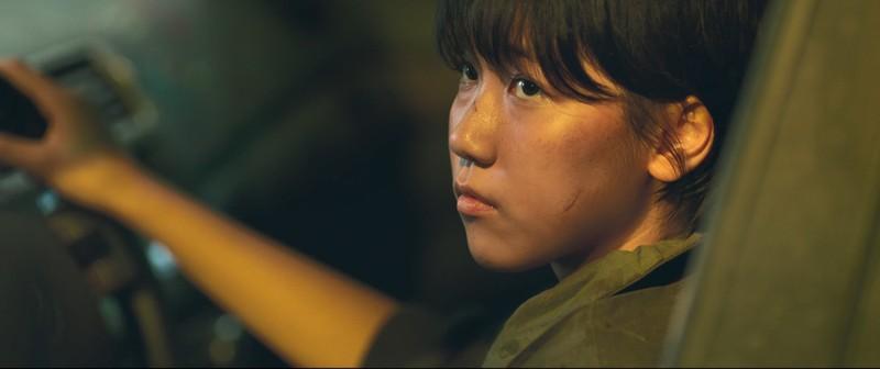 Cô bé Lee Re ghi điểm tuyệt đối qua phim bom tấn Bán đảo - ảnh 3