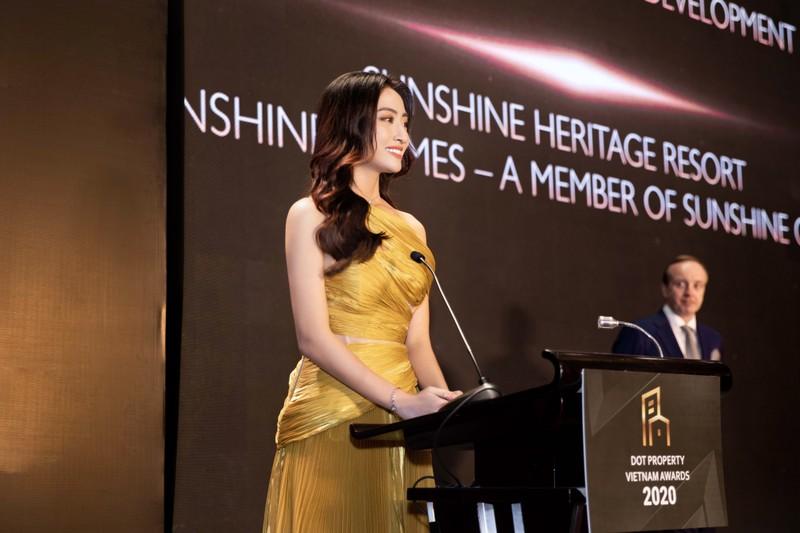 Hoa hậu Lương Thùy Linh làm giám đốc ở tuổi 20 - ảnh 5