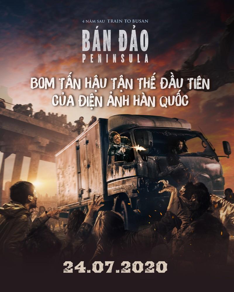 Bán đảo đạt nửa triệu vé sau 1 tuần cập bến Việt Nam - ảnh 1