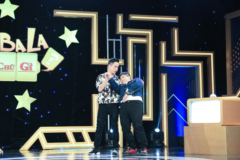 Lê Giang bị đàn em ví già giống bà ngoại trong gameshow - ảnh 2