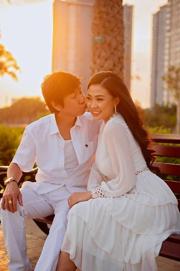 Lê Huỳnh chia sẻ quên đi đổ vỡ hôn nhân chỉ sau hai tháng - ảnh 4