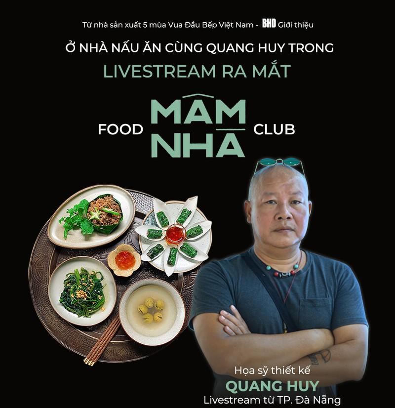 Mâm nhà food club - không chỉ đơn thuần là nấu ăn - ảnh 3