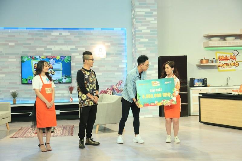 Nguyễn Hồng Thuận tiết lộ mẹ là người truyền cảm hứng nấu ăn  - ảnh 5