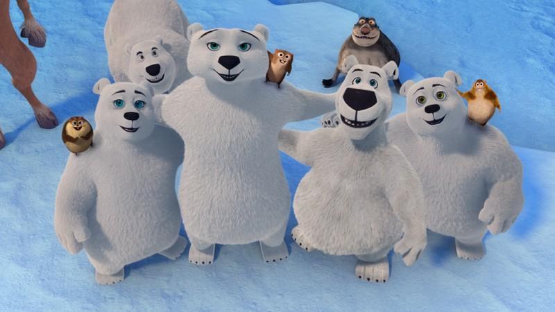 Đầu gấu bắc cực tái xuất với chuyến phiêu lưu hoành tráng - ảnh 4