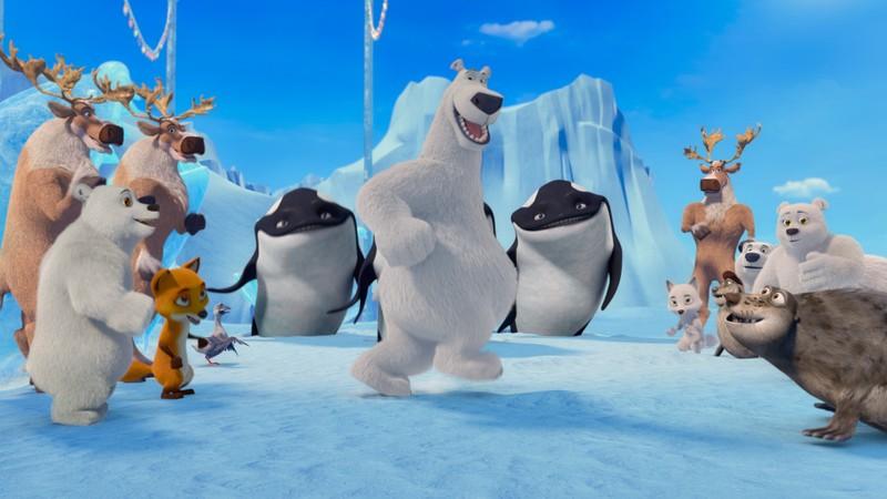 Đầu gấu bắc cực tái xuất với chuyến phiêu lưu hoành tráng - ảnh 2