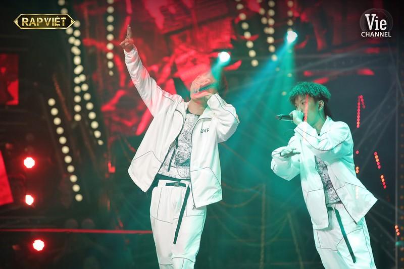 Rap Việt xuất hiện dàn thí sinh siêu hot  - ảnh 3