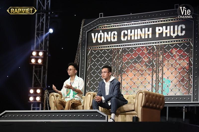 Rap Việt xuất hiện dàn thí sinh siêu hot  - ảnh 7