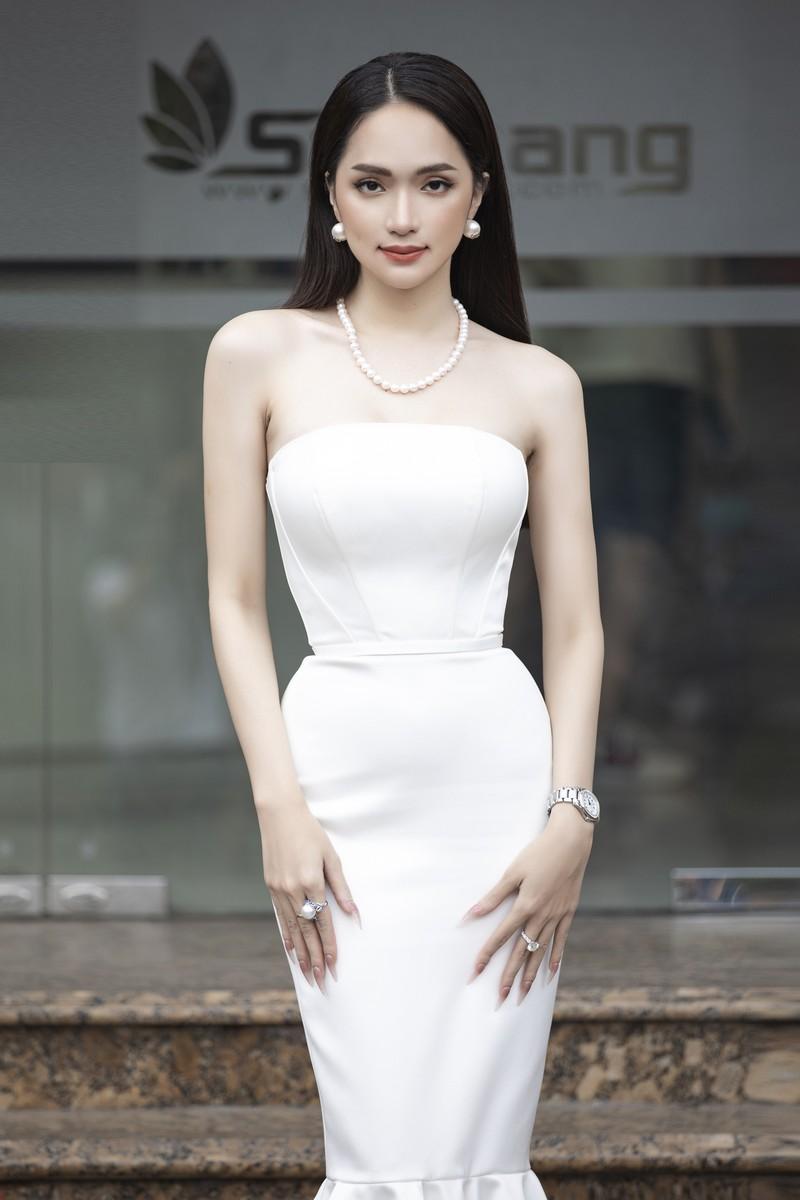 Đỗ Mỹ Linh thẳng thắn đáp trả ý kiến nói mình 'hoa hậu nhạt' - ảnh 2