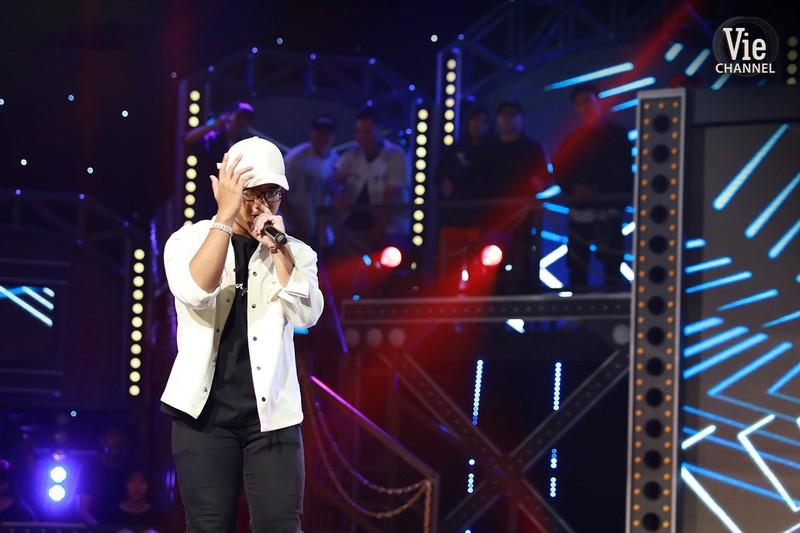 9 thí sinh nỗ lực giành tấm vé cuối cùng tại Rap Việt - ảnh 1