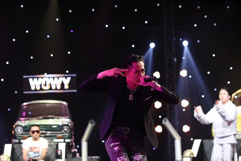 9 thí sinh nỗ lực giành tấm vé cuối cùng tại Rap Việt - ảnh 2