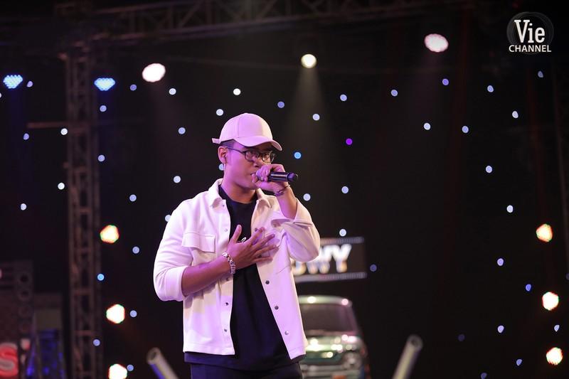 9 thí sinh nỗ lực giành tấm vé cuối cùng tại Rap Việt - ảnh 4