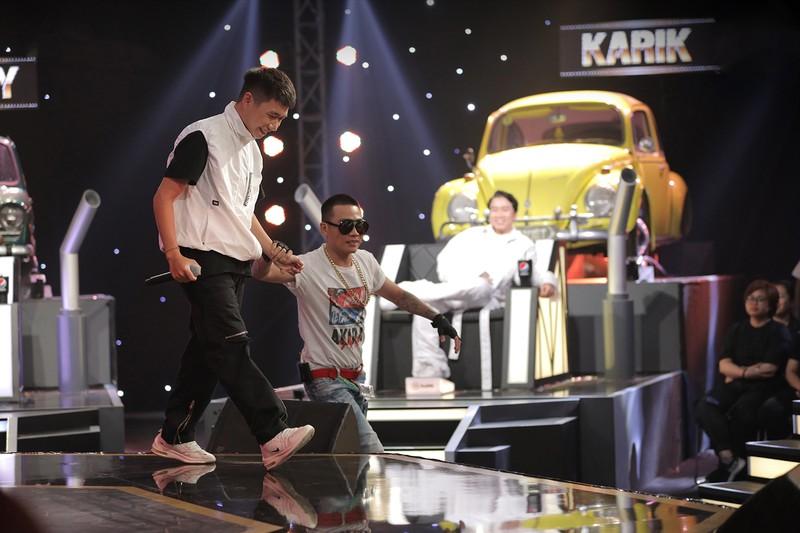 4 đội Rap Việt sẵn sàng góp mặt tại vòng 2 đầy thử thách - ảnh 12