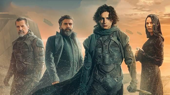 Siêu phẩm Dune nhá hàng trailer đầu tiên tới khán giả - ảnh 10
