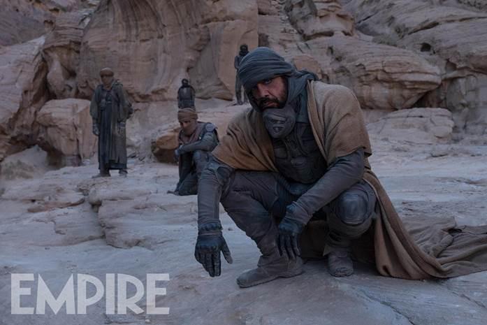 Siêu phẩm Dune nhá hàng trailer đầu tiên tới khán giả - ảnh 8