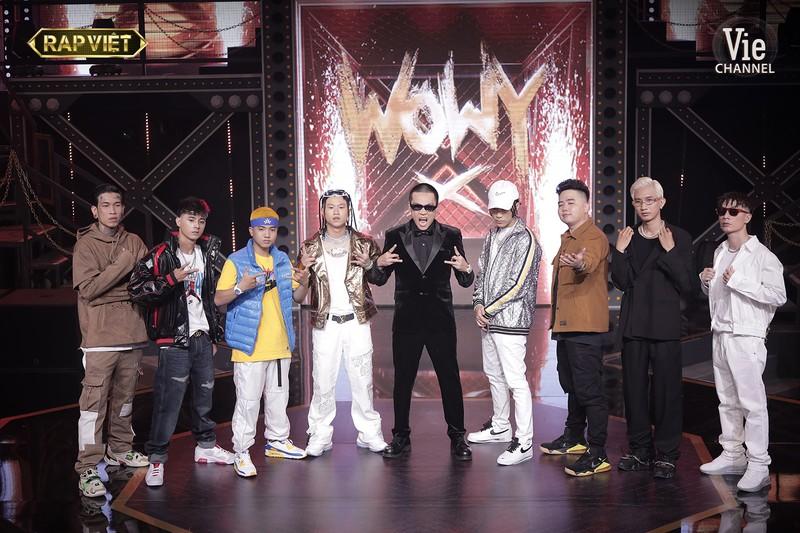 Team Wowy hứa hẹn bùng nổ ở vòng Đối đầu Rap Việt  - ảnh 1