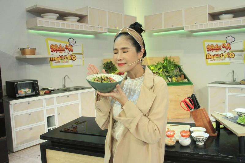 Diễn viên Đào Vân Anh tiết lộ bị ám ảnh bởi thịt vịt - ảnh 4