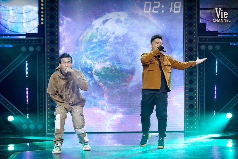 Dế Choắt thẳng tiến vào vòng 2 Rap Việt - ảnh 3