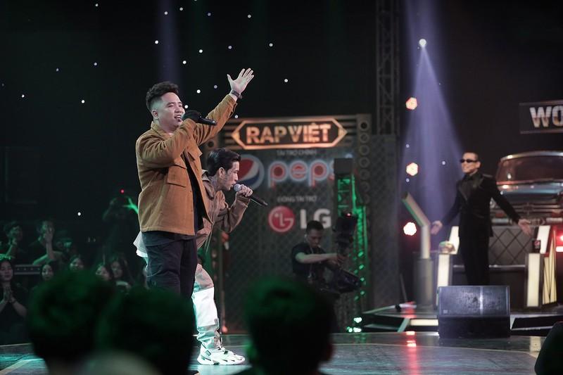 Dế Choắt thẳng tiến vào vòng 2 Rap Việt - ảnh 2