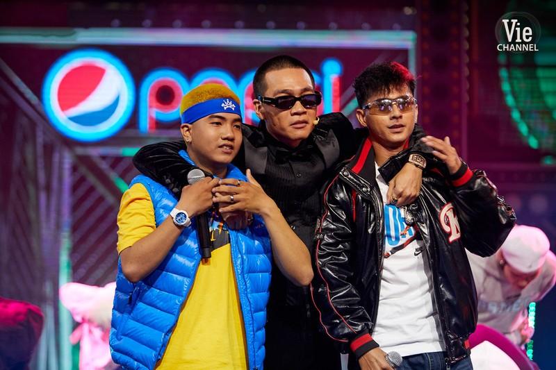 Dế Choắt thẳng tiến vào vòng 2 Rap Việt - ảnh 7