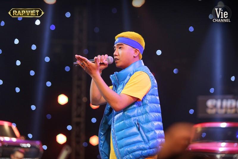 Dế Choắt thẳng tiến vào vòng 2 Rap Việt - ảnh 5