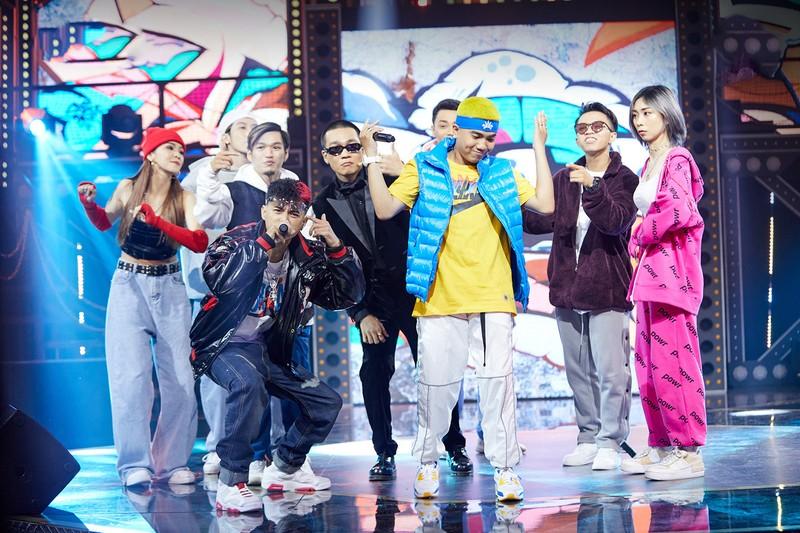 Dế Choắt thẳng tiến vào vòng 2 Rap Việt - ảnh 6