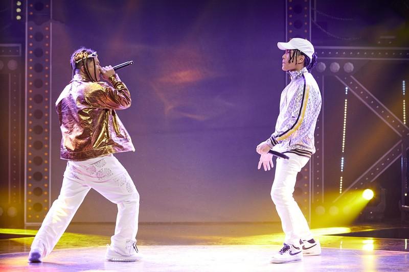 Dế Choắt thẳng tiến vào vòng 2 Rap Việt - ảnh 10