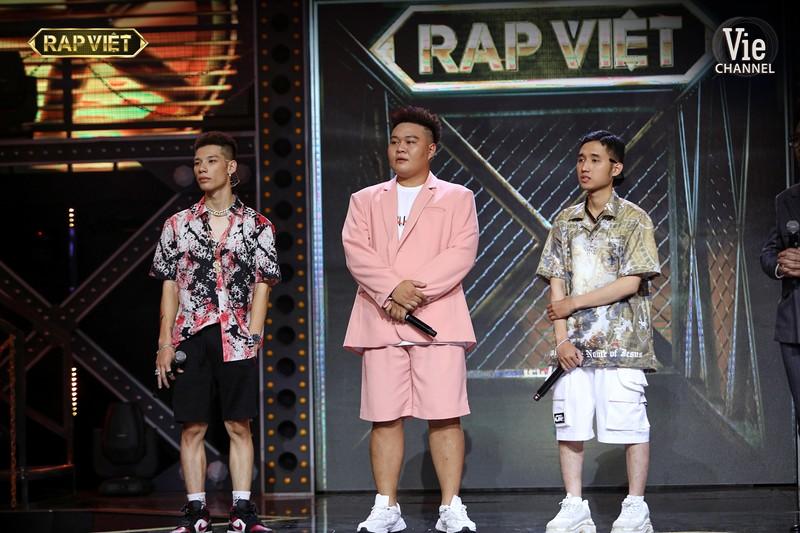 Rap Việt tiếp tục với trận đấu ba của team Karik   - ảnh 3