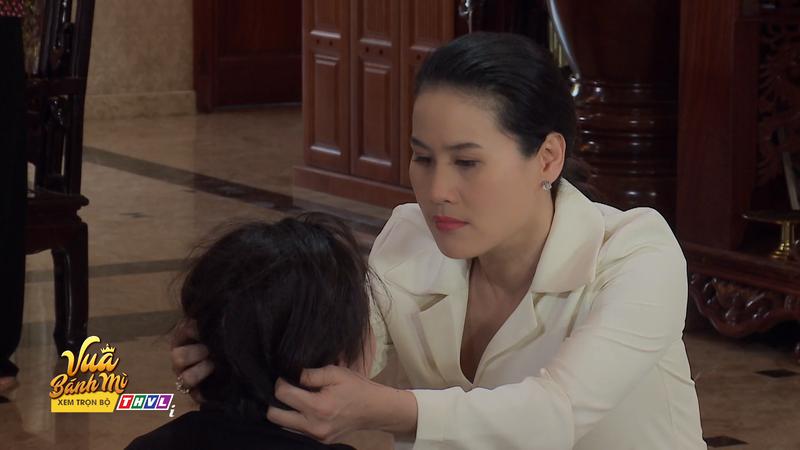 Nhật Kim Anh tái hợp Cao Minh Đạt trong Vua bánh mì - ảnh 3