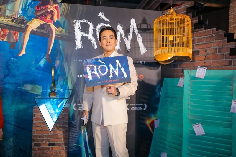 Dàn sao 'khủng' tham dự ủng hộ phim Ròm ra rạp - ảnh 10