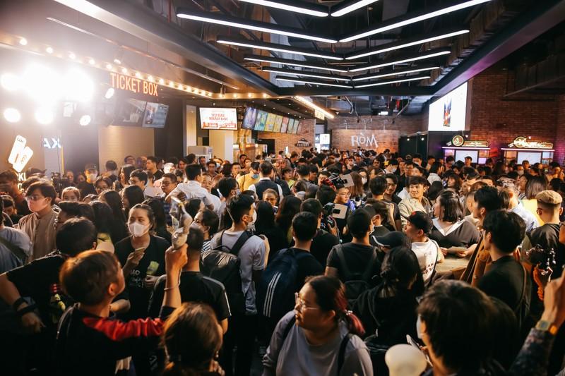 Dàn sao 'khủng' tham dự ủng hộ phim Ròm ra rạp - ảnh 2