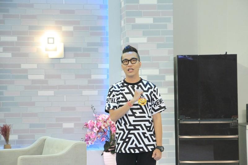 Emma Nhất Khanh nói kháy Hoàng Rapper 'ác' ở Khẩu vị ngôi sao - ảnh 3