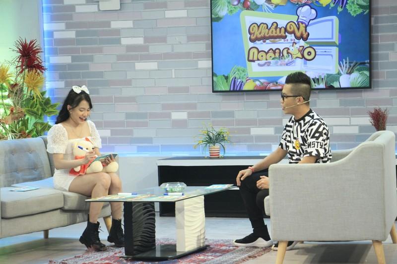 Emma Nhất Khanh nói kháy Hoàng Rapper 'ác' ở Khẩu vị ngôi sao - ảnh 5