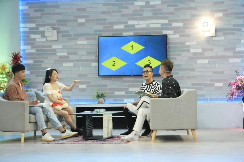 Emma Nhất Khanh nói kháy Hoàng Rapper 'ác' ở Khẩu vị ngôi sao - ảnh 4